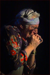 Nitty Gritty Dirt Band's drummer, harmonica player